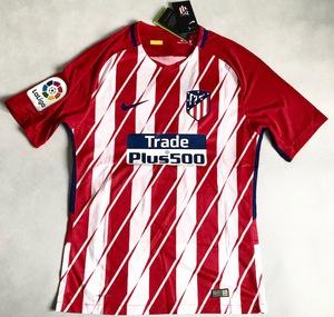 Koszulka piłkarska ATLETICO MADRYT NIKE 17/18 Vapor Match Home, #7 GRIEZMANN