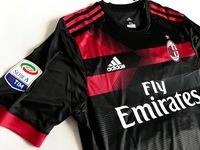 Zestaw piłkarski AC MILAN Authentic 3rd 17/18 Adizero ADIDAS