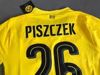 Zestaw piłkarski BORUSSIA DORTMUND 17/18 Authentic PUMA #26 Piszczek