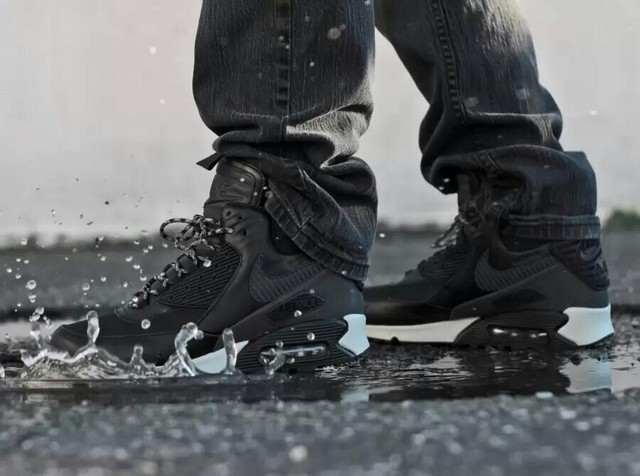 nike air max 90 sneakerboot oreo