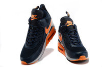 NIKE AIR MAX 90 WINTER SNEAKERBOOT 684714 - 003
