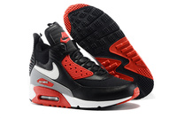 NIKE AIR MAX 90 WINTER SNEAKERBOOT 684714 - 004