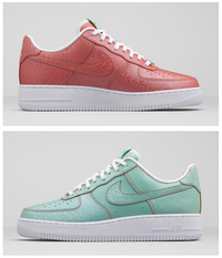 "NIKE AIR FORCE 1 Low 812297-800 ""Lady Liberty"""