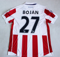 Koszulka piłkarska STOKE CITY MACRON #27 Bojan