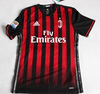 Koszulka piłkarska AC MILAN Authentic home 16/17 Adizero ADIDAS