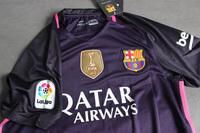 Zestaw piłkarski FC BARCELONA NIKE 16/17 Away Stadium, #10 MESSI
