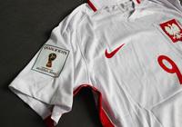 Koszulka piłkarska reprezentacji POLSKI 16/17 Vapor Match Home, #9 Lewandowski