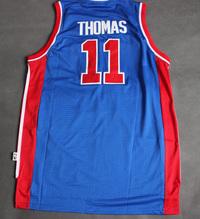 Koszulka DETROIT PISTONS ADIDAS #11 THOMAS NBA