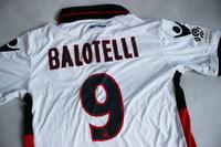 Koszulka piłkarska OGC NICE away 16/17 MACRON #9 Balotelli