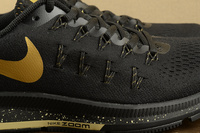 MĘSKIE BUTY NIKE ZOOM PEGASUS 33 880103-007 BLACK and GOLD