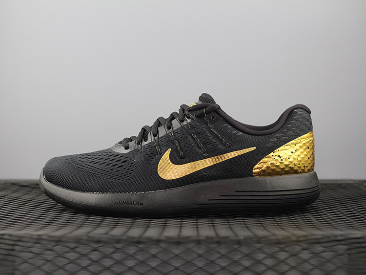 purchase cheap 115d4 c6f7d ... sweden buty mskie nike lunarglide 8 le 878706 007 black and gold c1625  55649