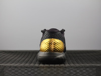 Buty damskie NIKE LunarGlide 8 LE 878706-007 BLACK and GOLD