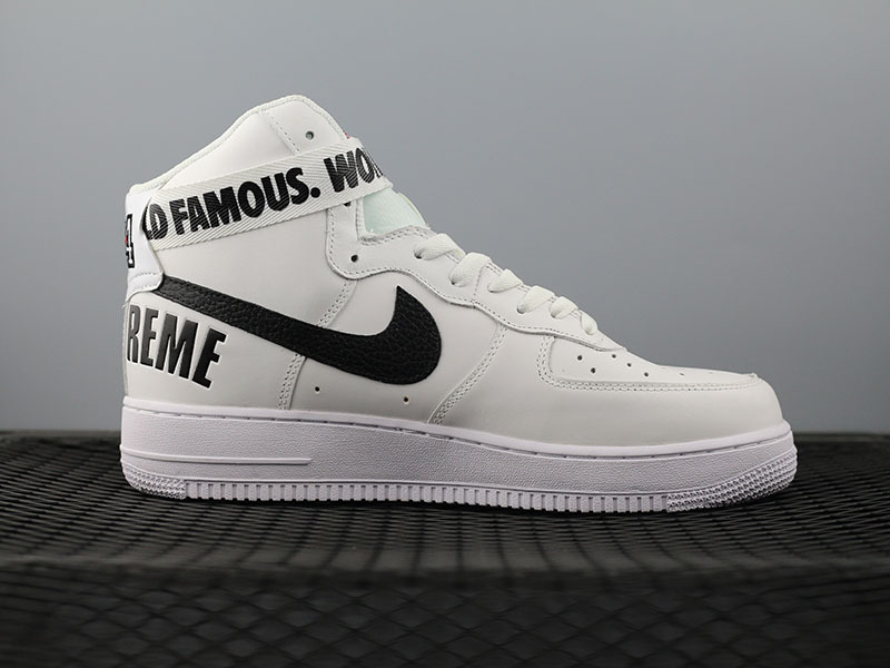 separation shoes 01ebf 7403a ... BUTY męskie NIKE AIR FORCE 1 HIGH SUPREME 698696-100 ...