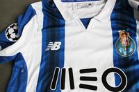 Koszulka piłkarska FC PORTO home 16/17 New Balance #10 Andre Silva