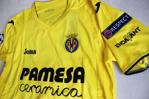 Koszulka piłkarska VILLARREAL CF home 2016/17 firmy JOMA