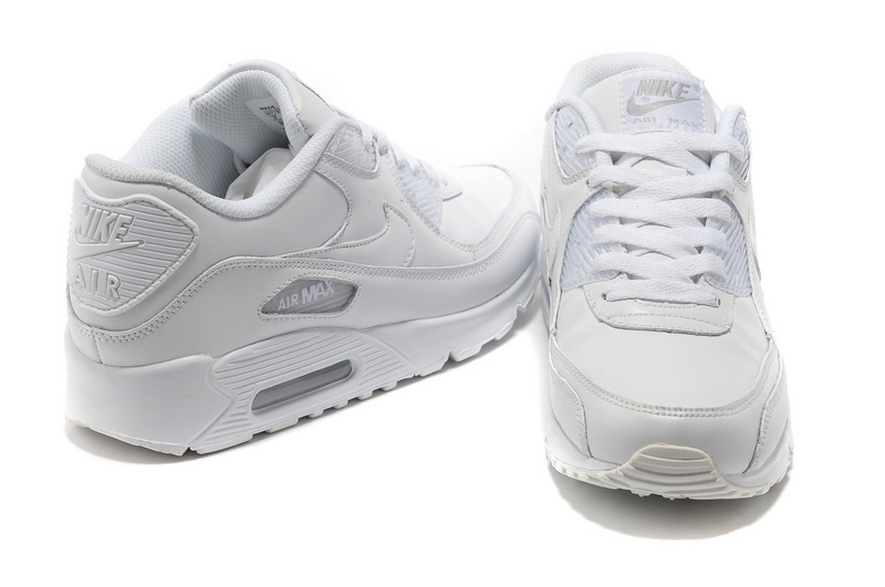 białe air max 90 damskie
