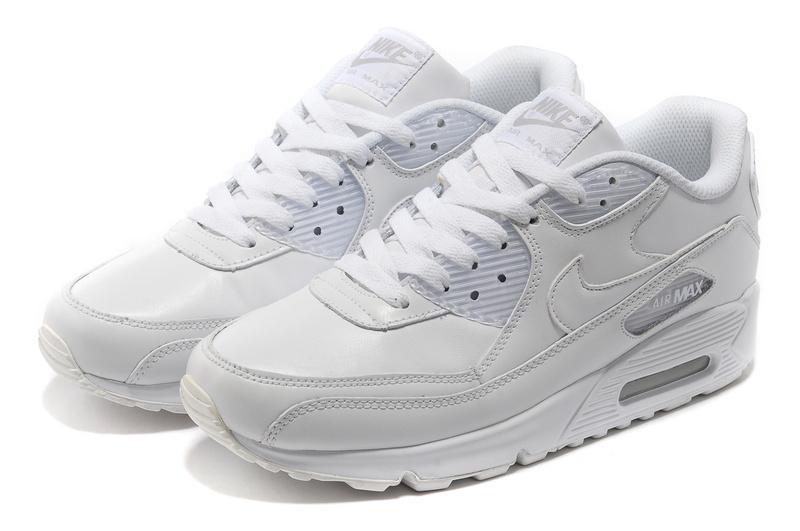 buty nike air max białe allegro