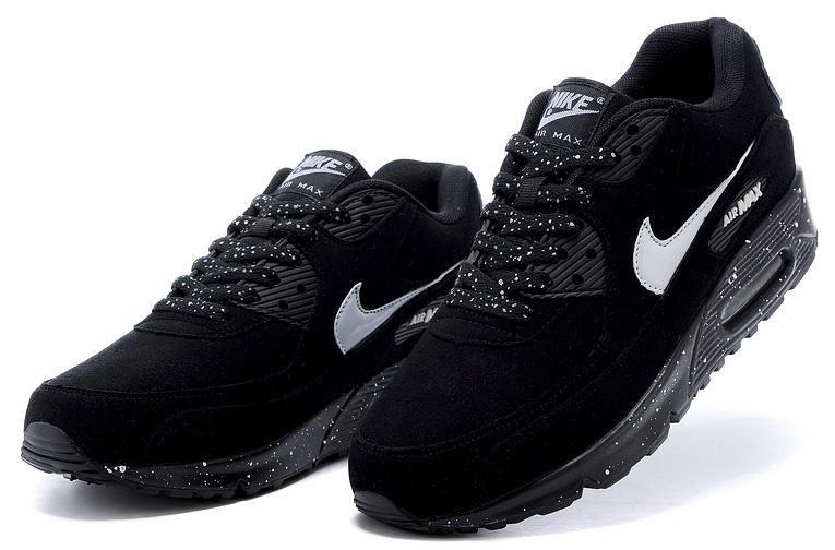 buty nike air max czarne damskie