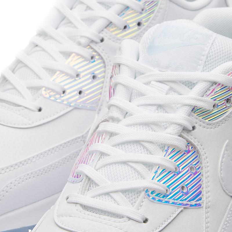 buty air max białe