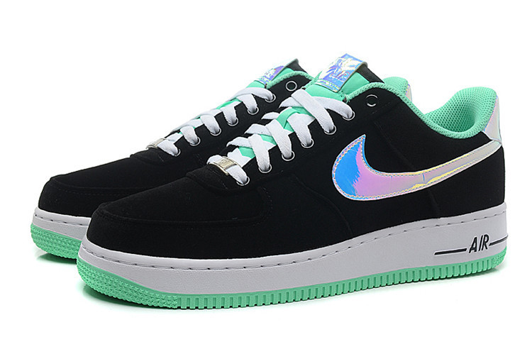 nike air force 1 low damskie miętowe
