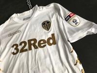 Koszulka piłkarska LEEDS UNITED 17/18 Home KAPPA, #43 KLICH