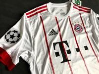 Koszulka piłkarska BAYERN MONACHIUM Authentic 3RD 17/18 ADIDAS, #9 Lewandowski