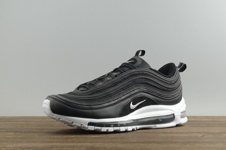 Nike Air Max 97 Black White Nocturnal Animal 921826 001 Sneakers Women's Men's Running Shoes