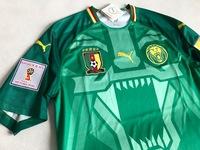 Koszulka piłkarska KAMERUN World Cup 2018 Puma
