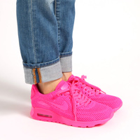 Buty damskie Nike Air Max 90 Ultra BR PINK NEON