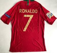 Koszulka piłkarska PORTUGALIA NIKE Vapor Match Home 2018, #7 Ronaldo