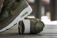 Buty męskie Nike Air Max 90 Ultra 2.0 LTR Cargo Khaki 924447-300
