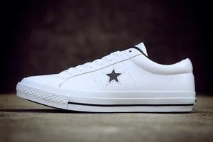 Trampki CONVERSE ALL STAR Chuck Taylor LTR One STAR OX White