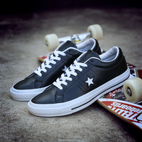 Trampki CONVERSE ALL STAR Chuck Taylor LTR One STAR OX Black