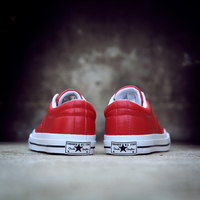 Trampki CONVERSE ALL STAR Chuck Taylor LTR One STAR OX Red