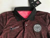 Koszulka polo PSG 2018 NIKE (bordo)