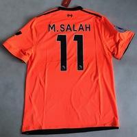 Koszulka piłkarska FC LIVERPOOL 3rd 17/18 NEW BALANCE #11 M.SALAH