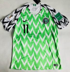 Koszulka piłkarska NIGERIA Breathe Stadium Home 2018