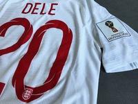 Koszulka piłkarska ANGLIA NIKE Vapor Match Home 2018, #9 Kane