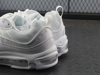 Buty damskie Nike Air Max 98 TRIPLE WHITE 640744-106