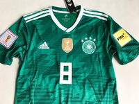 Koszulka piłkarska NIEMCY 2018 Authentic Away ADIDAS #8 Kroos