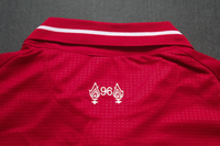 Koszulka piłkarska FC LIVERPOOL home 18/19 NEW BALANCE #11 M.SALAH