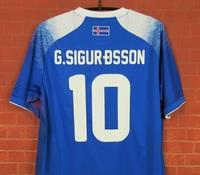 Koszulka piłkarska ISLANDIA Home 2018 Errea