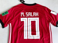 Koszulka piłkarska EGIPT Home 2018 ADIDAS #10 M.SALAH