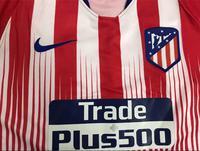 Koszulka piłkarska ATLETICO MADRYT NIKE 18/19 Breathe Stadium Home, #7 GRIEZMANN