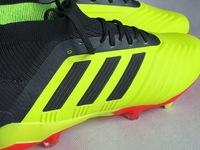 adidas Predator 18.1 FG żółty/czarny/czerwony
