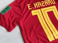 Koszulka piłkarska BELGIA 2018 Authentic ADIDAS #10 Hazard