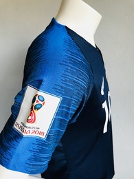 Zestaw piłkarski FRANCJA NIKE Vapor Match Home 2018, #10 Mbappe