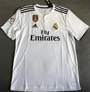 Koszulka piłkarska REAL MADRYT Adidas 18/19 Home