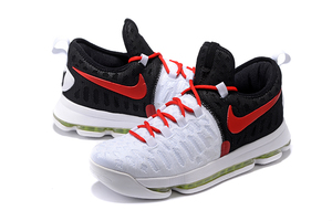 Nike Zoom KD9 USA Kevin Durant white/red