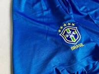 Zestaw piłkarski BRAZYLIA NIKE Vapor Match Home 2018, #10 Neymar Jr.